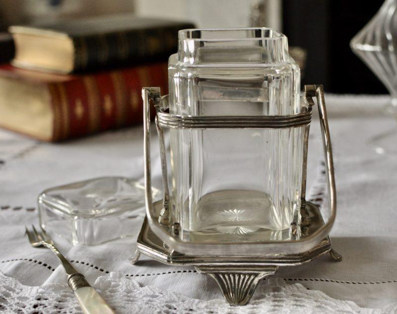 pickled jar