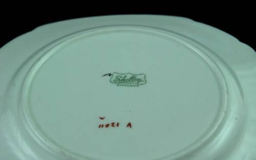 シェリー ケーキ皿 5枚セット