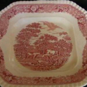 ウィリアムアダムス ケーキ皿