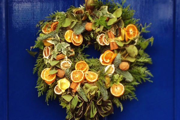 伝統的な英国式クリスマス